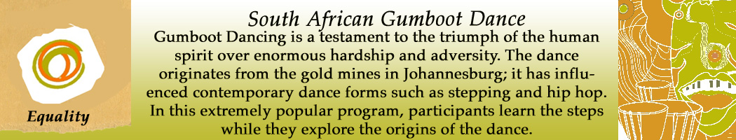Gumboot Dance TAG
